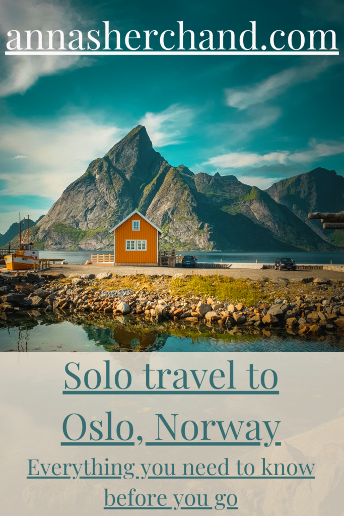 solo travel to Oslo