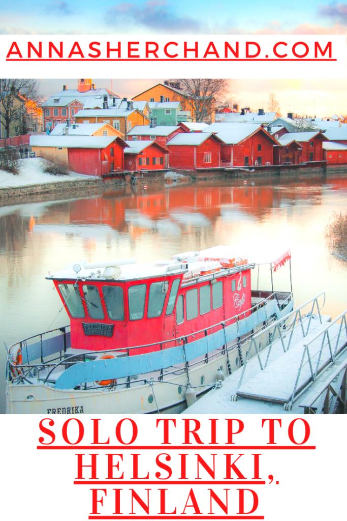 solo trip to helsinki