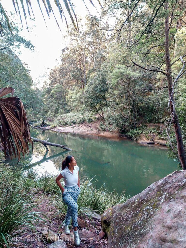 Uloola Falls hike