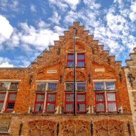 Bruges in December
