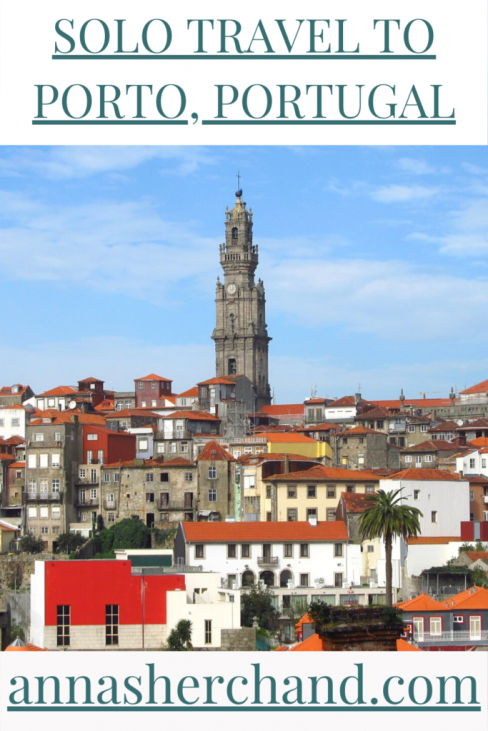 solo travel to porto