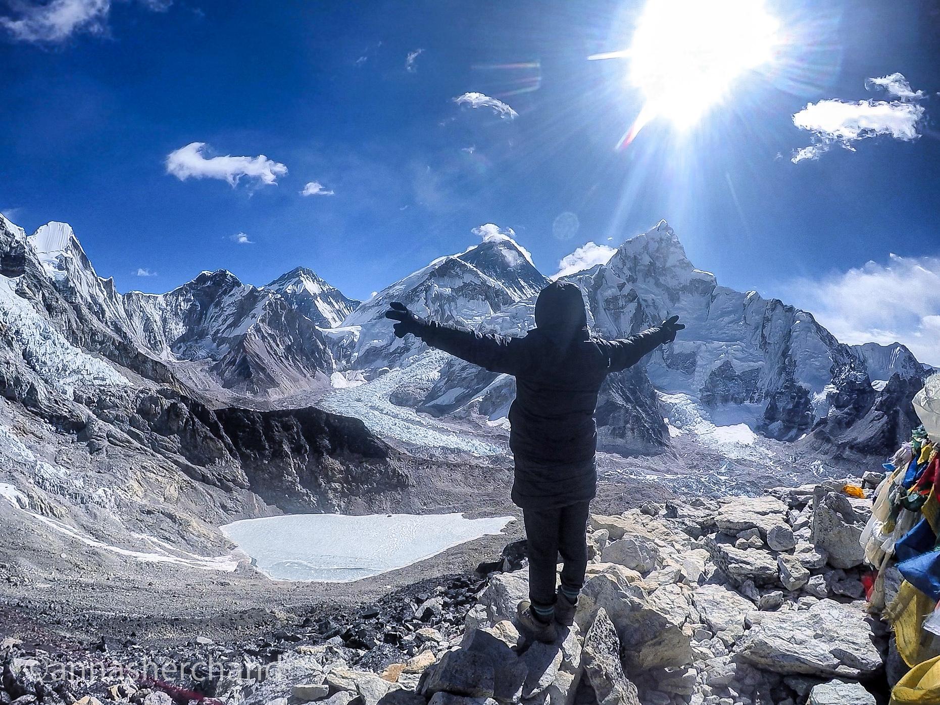 Adventure outdoors travel blogger
