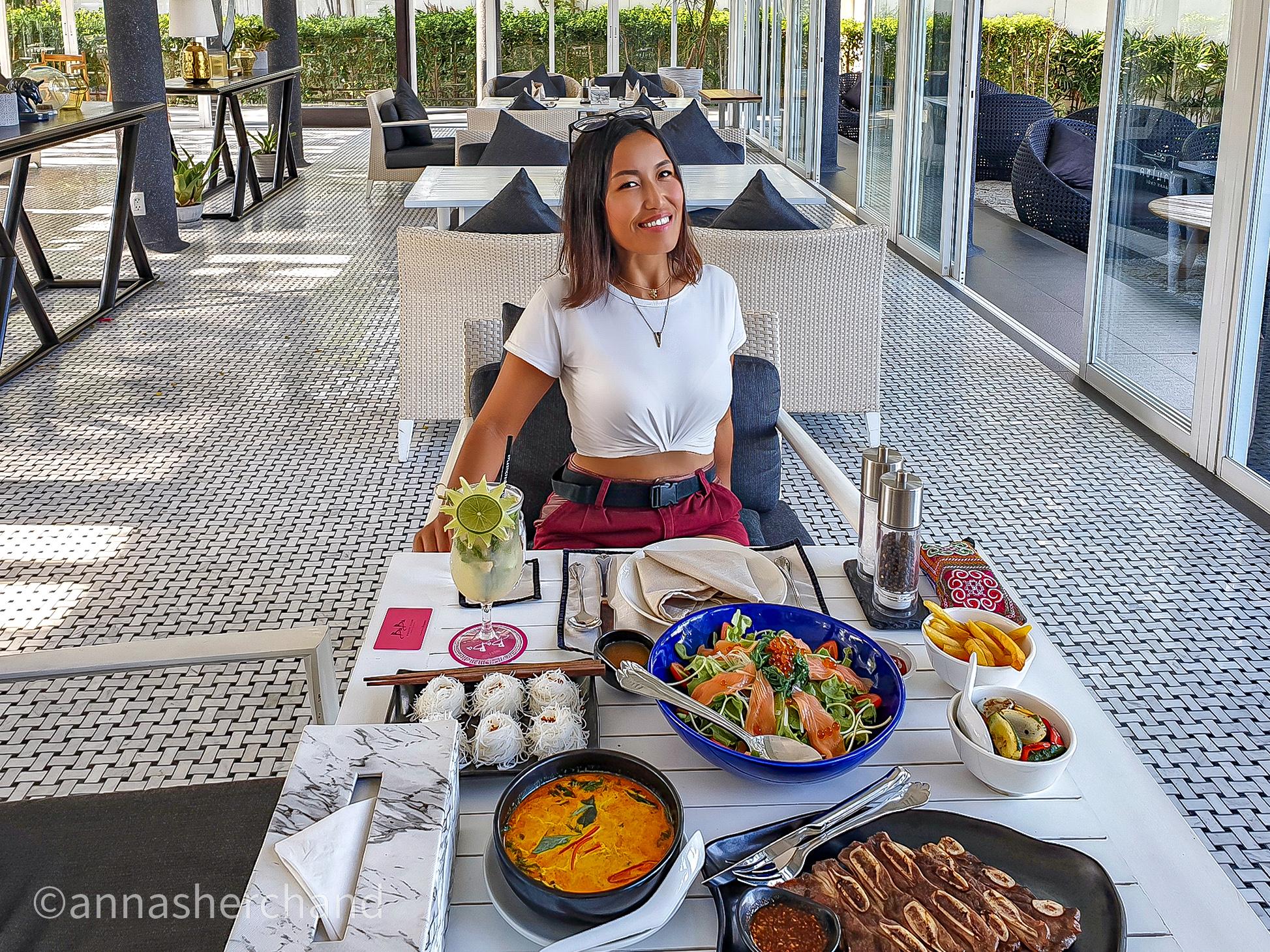 Food travel blogger from Australia