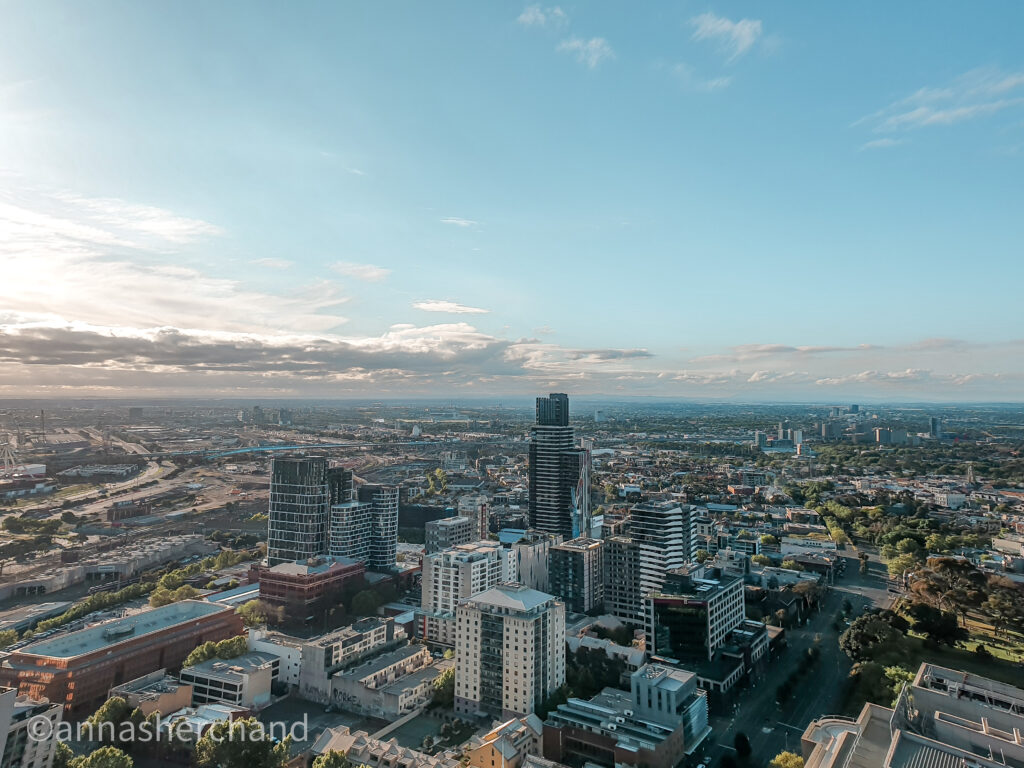 Moving from Sydney to Melbourne