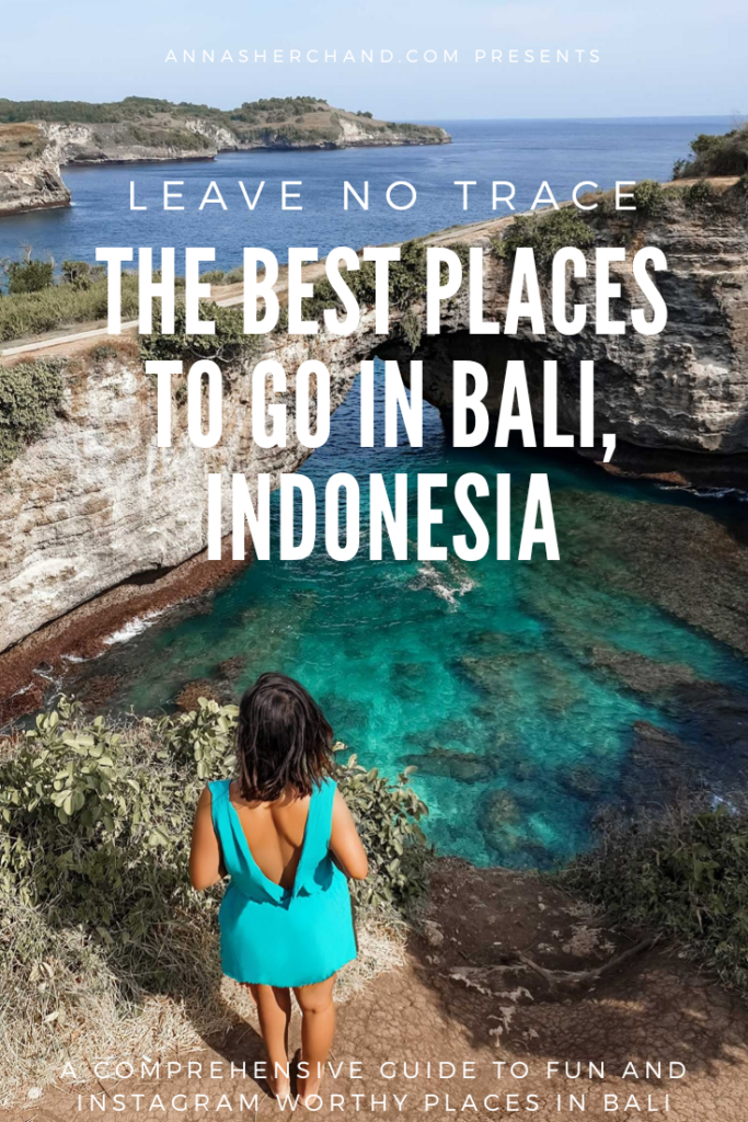 Things I wish I knew before going to Bali