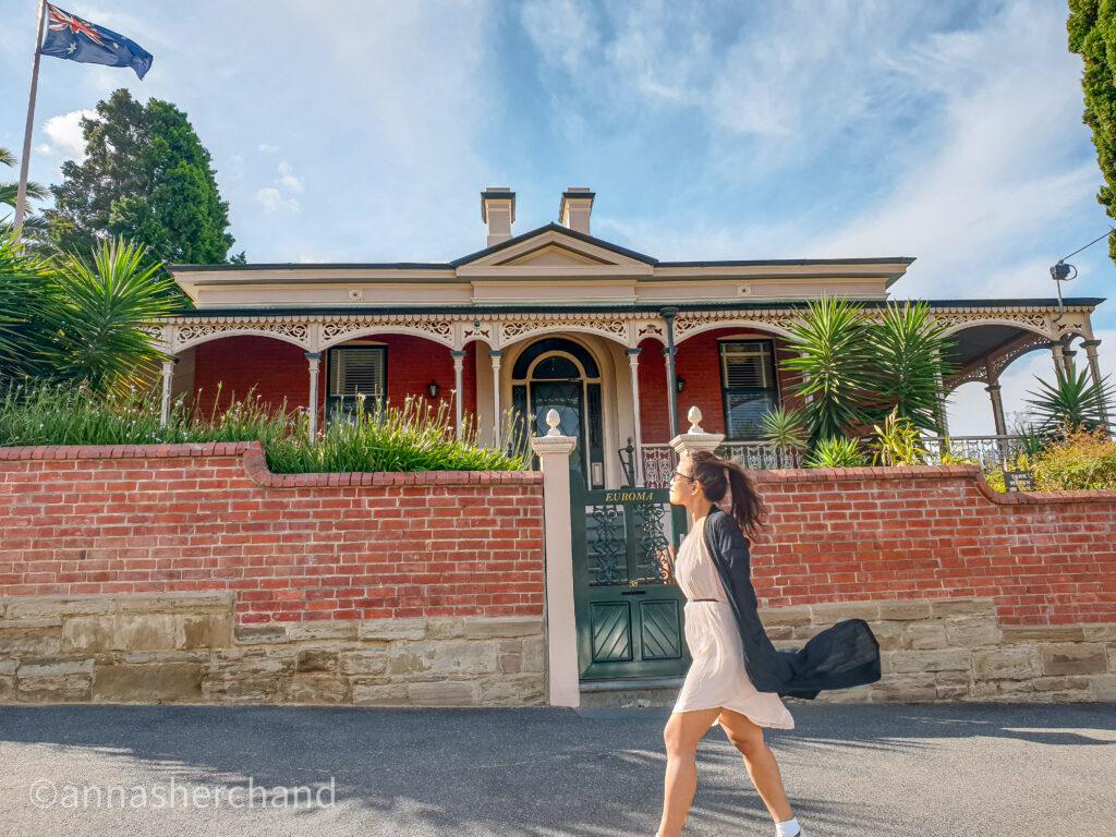 Day trip from Melbourne to bendigo