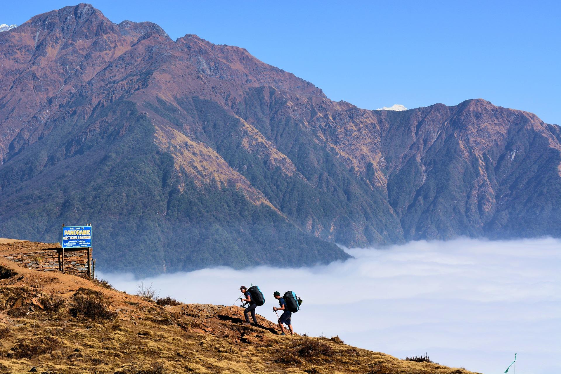 hidden places in Nepal