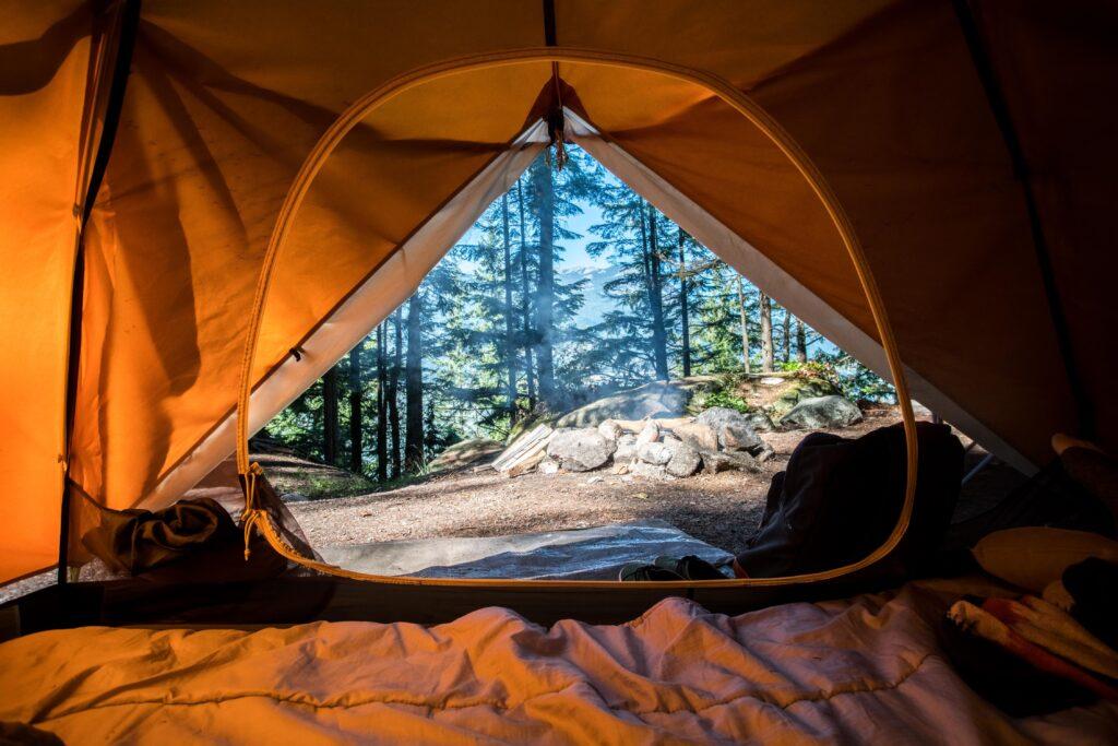 camping in philip island