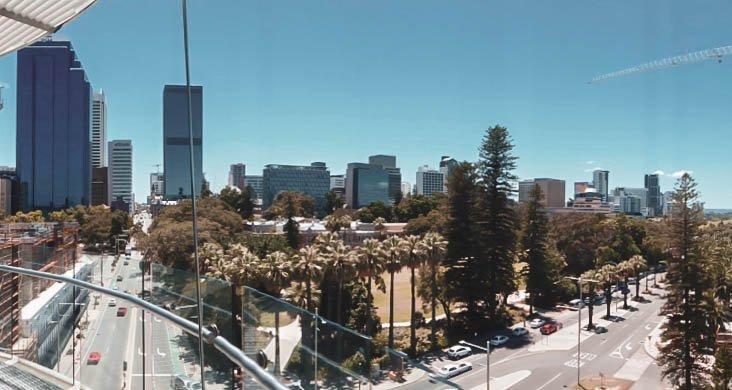 Perth solo itinerary