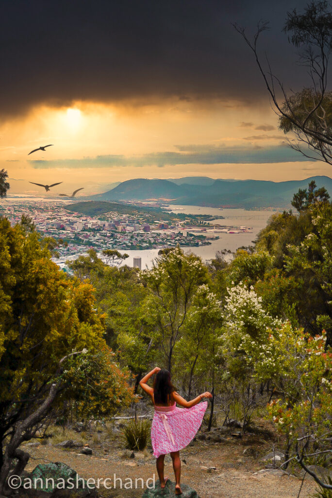Mt Nelson signal station lookout hobart