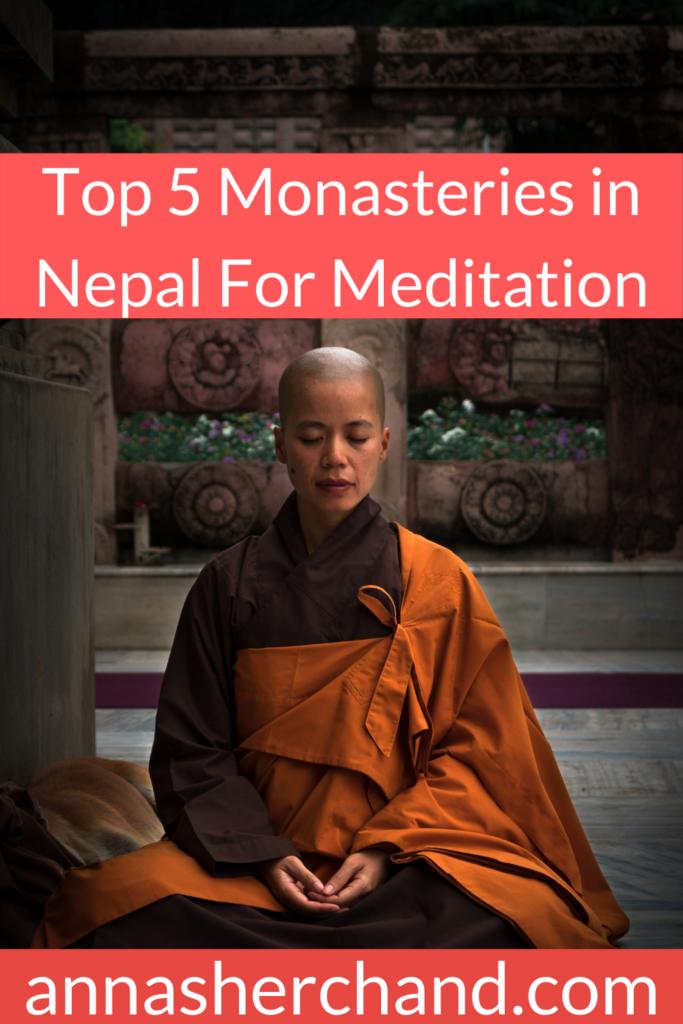 monasteries in nepal