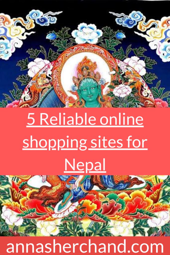 online shopping sites for nepal kathmandu
