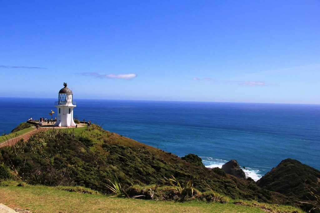 Most beautiful places in new zealand north island