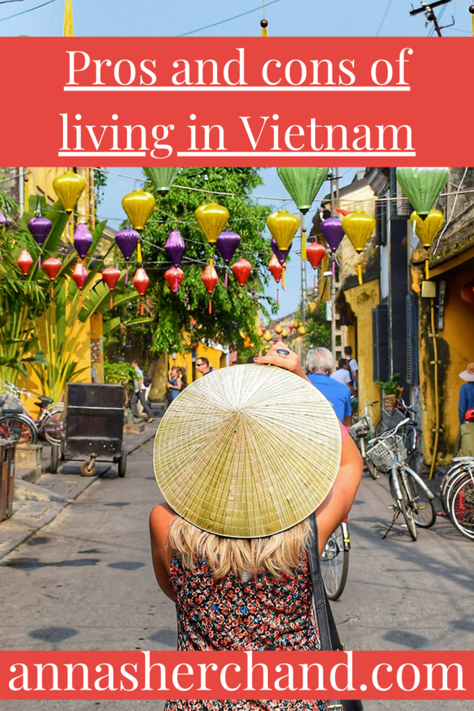 pros and cons of living in vietnam