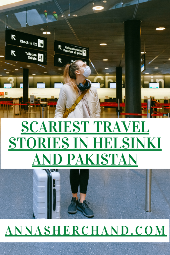 Scariest travel stories
