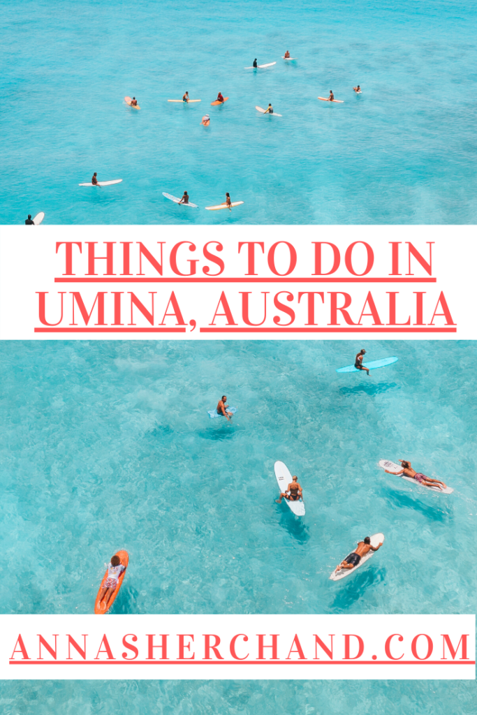 Things to do in umina