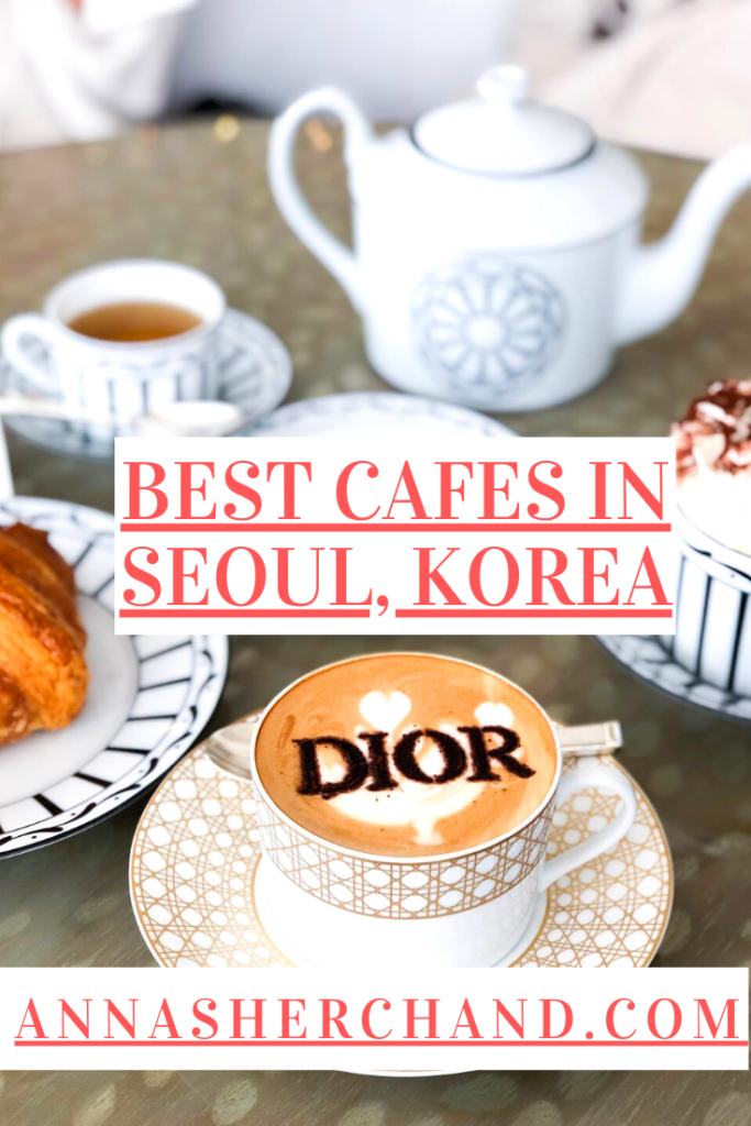 instagrammable cafes in seoul
