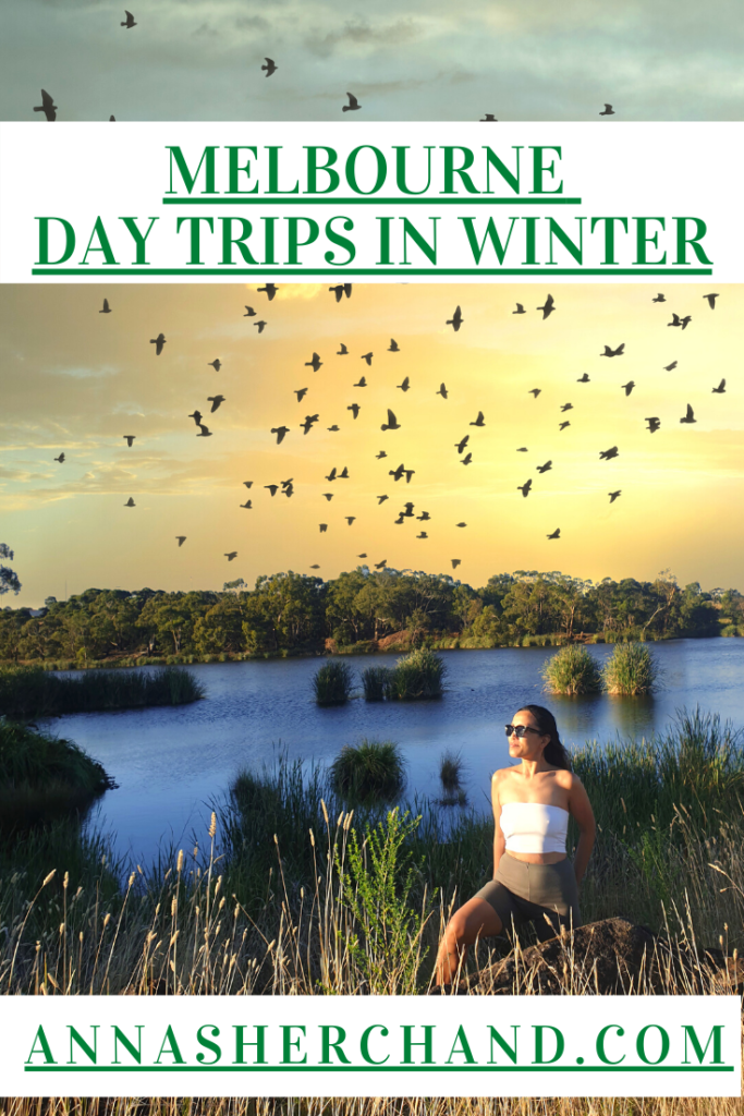 melbourne day trips in winter