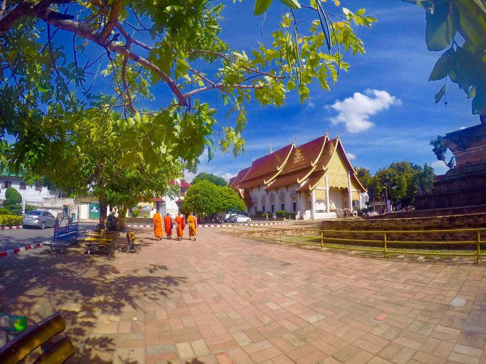 Silent retreat thailand
