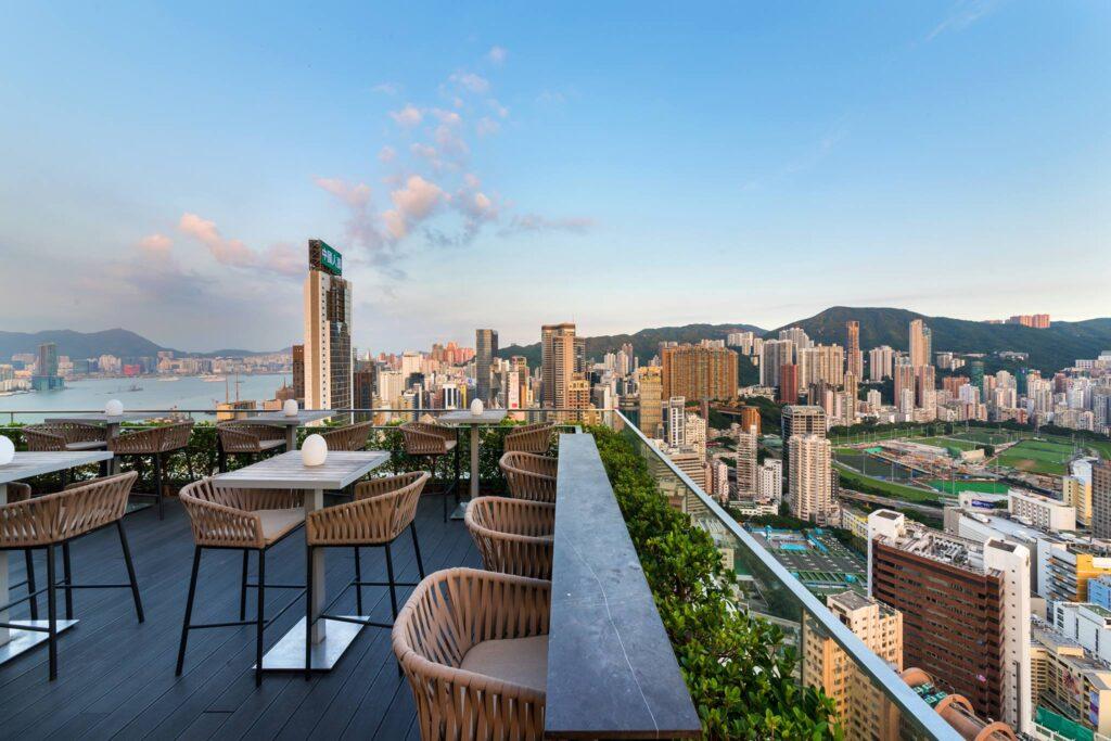 hong kong rooftop bar