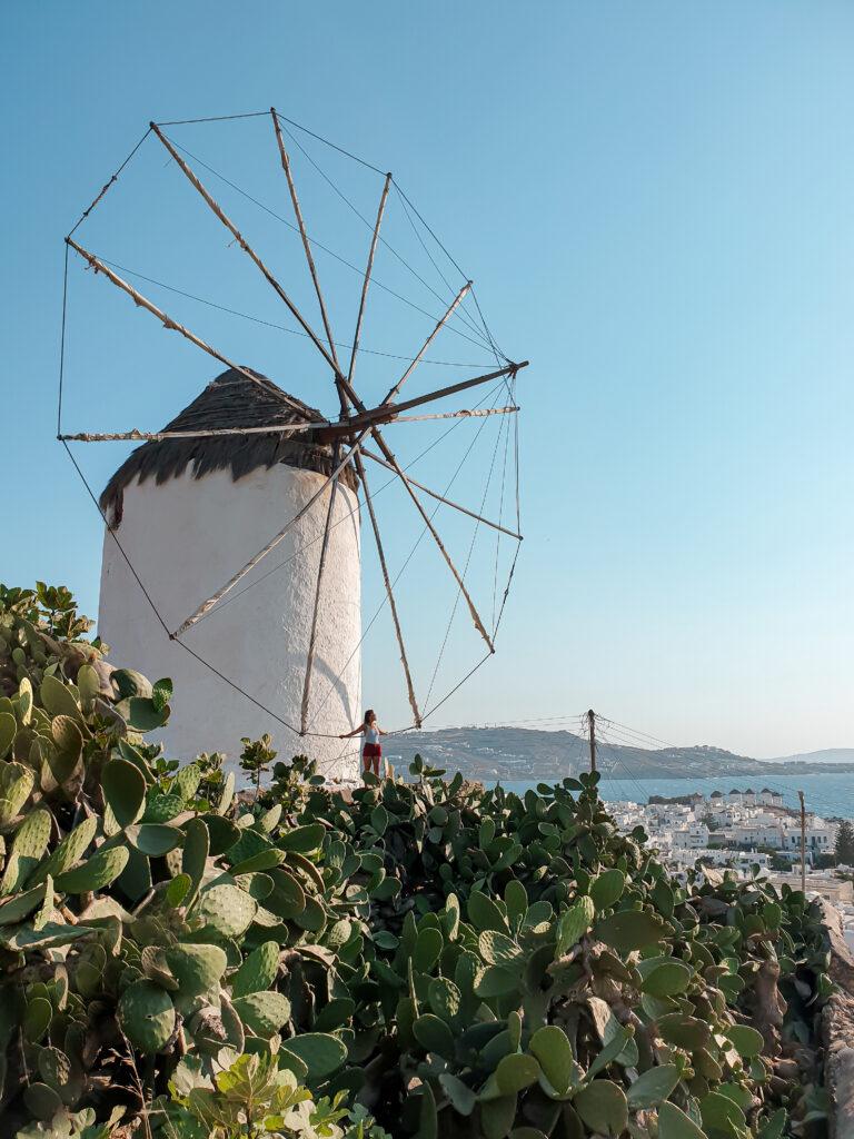 Mykonos travel itinerary