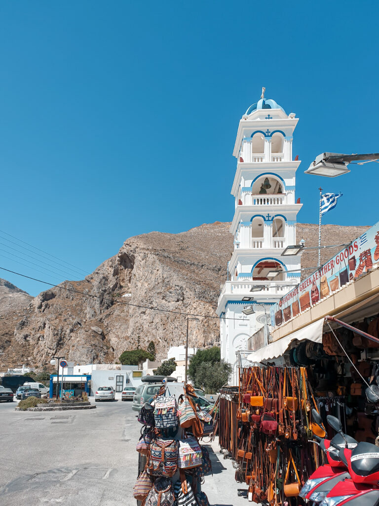 Solo travel to Mykonos