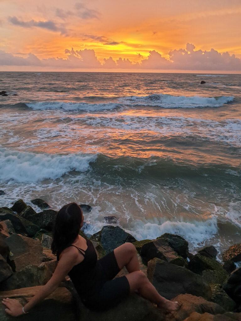 Colombo sunsets