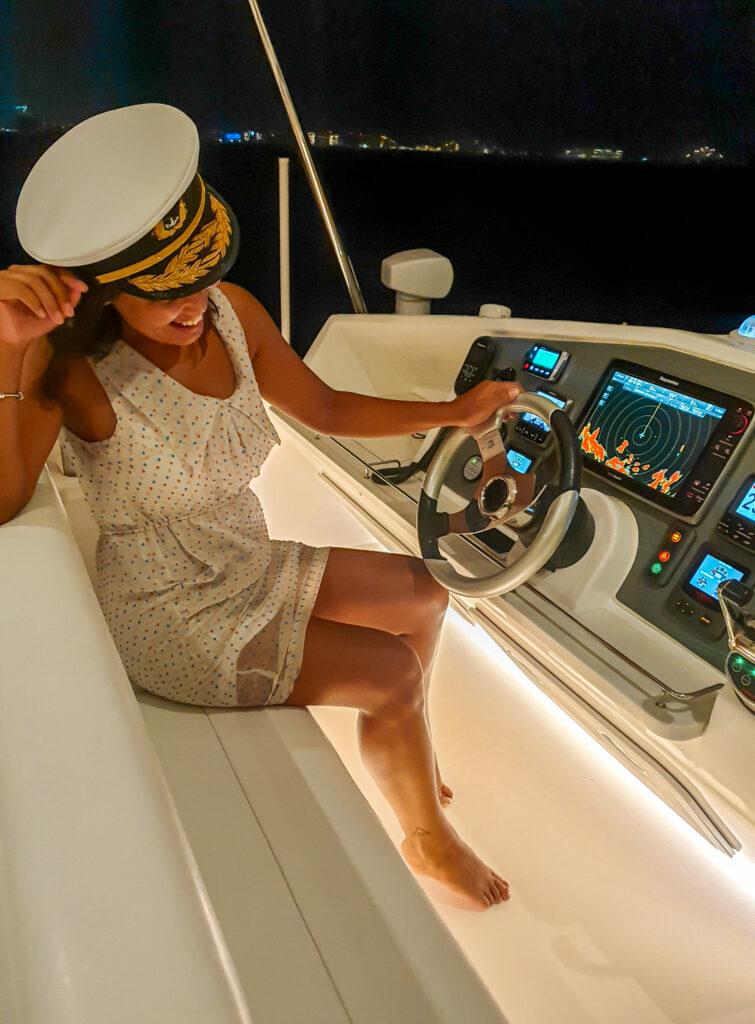 Dubai River cruise